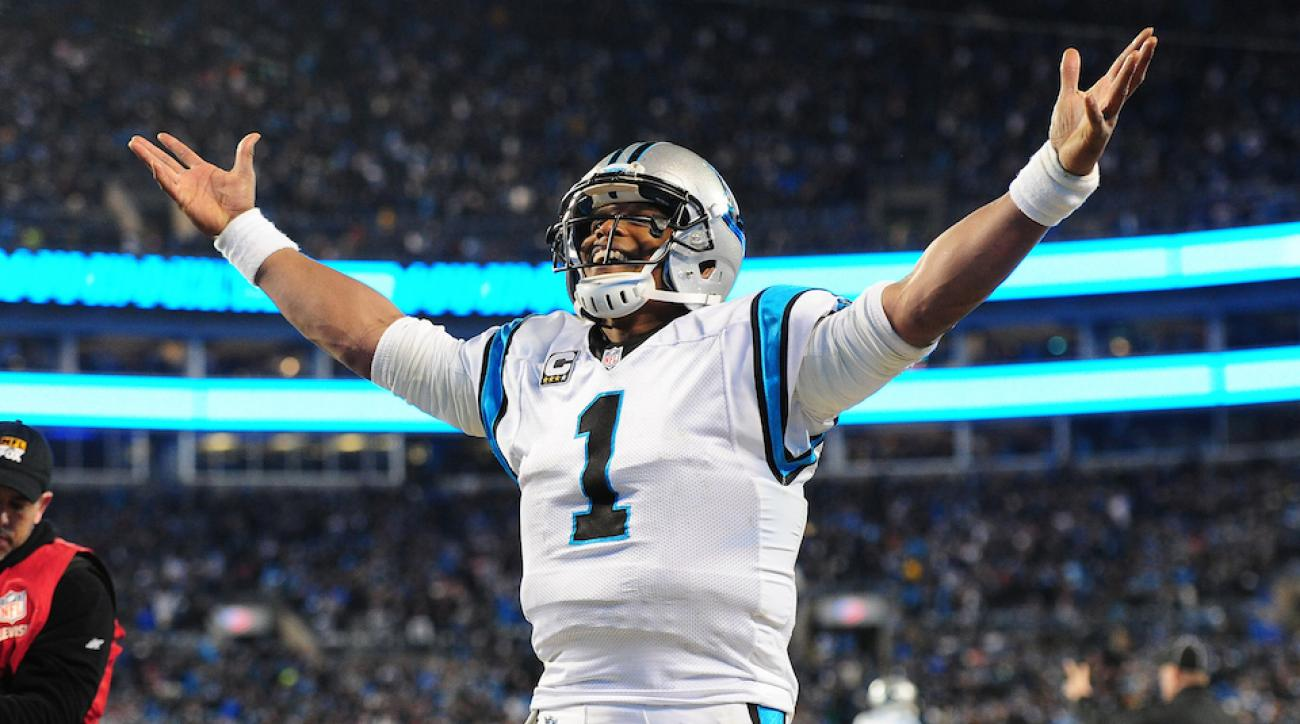 0fa83e8e9 Cam Newton s father reflects on his son s season of  Cam being Cam