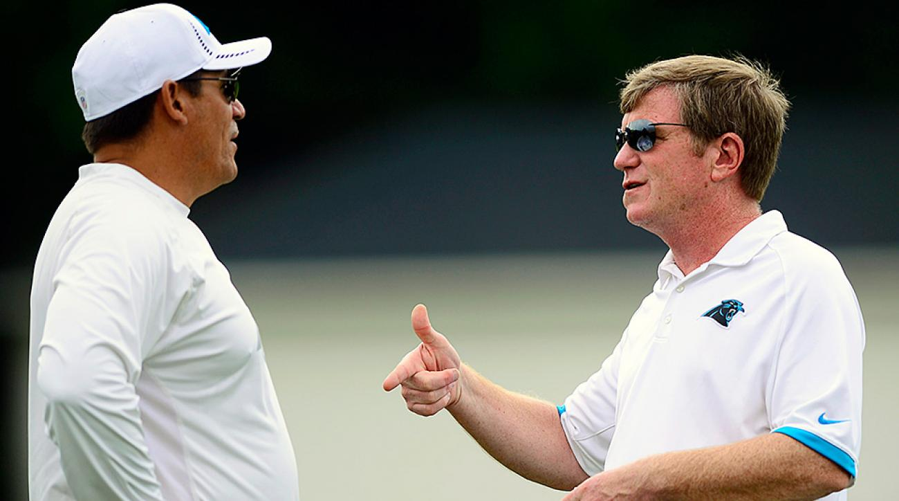 Super Bowl 50 Preview: Ex-Panthers GM Marty Hurney spends days praising his old team
