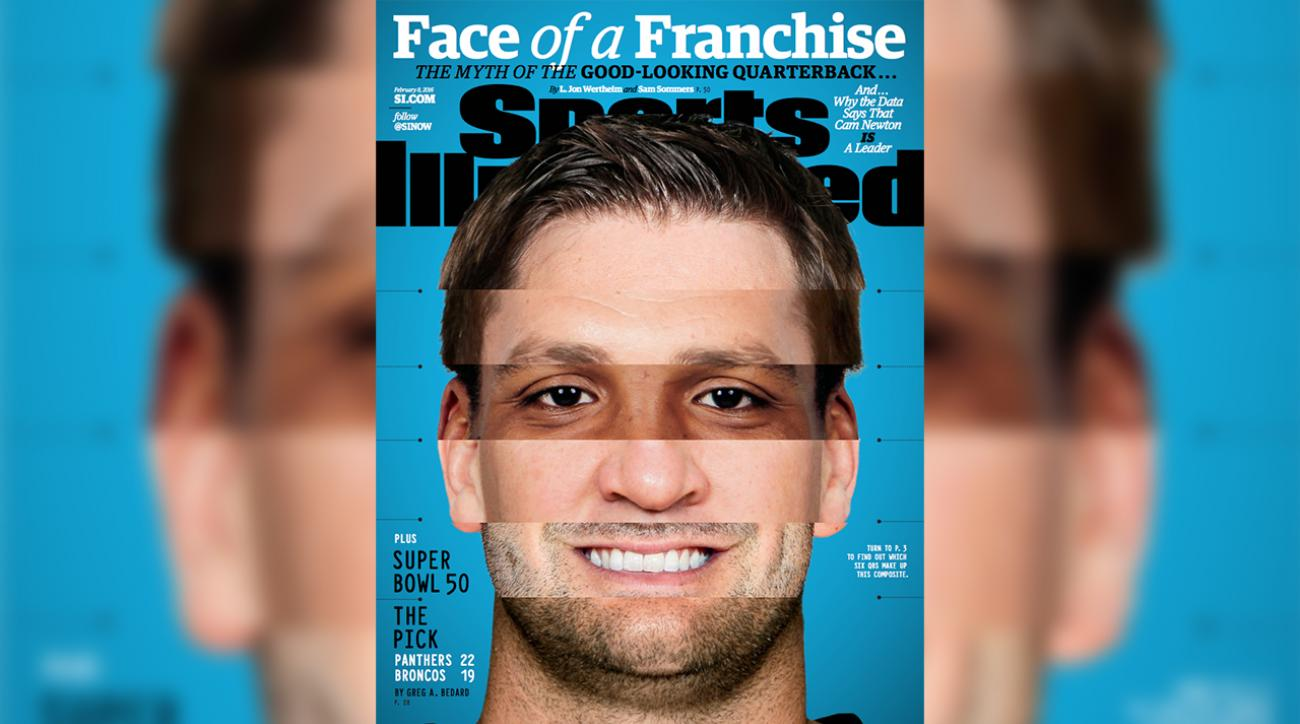 Beautiful faces of NFL featured on Sports Illustrated cover IMAGE
