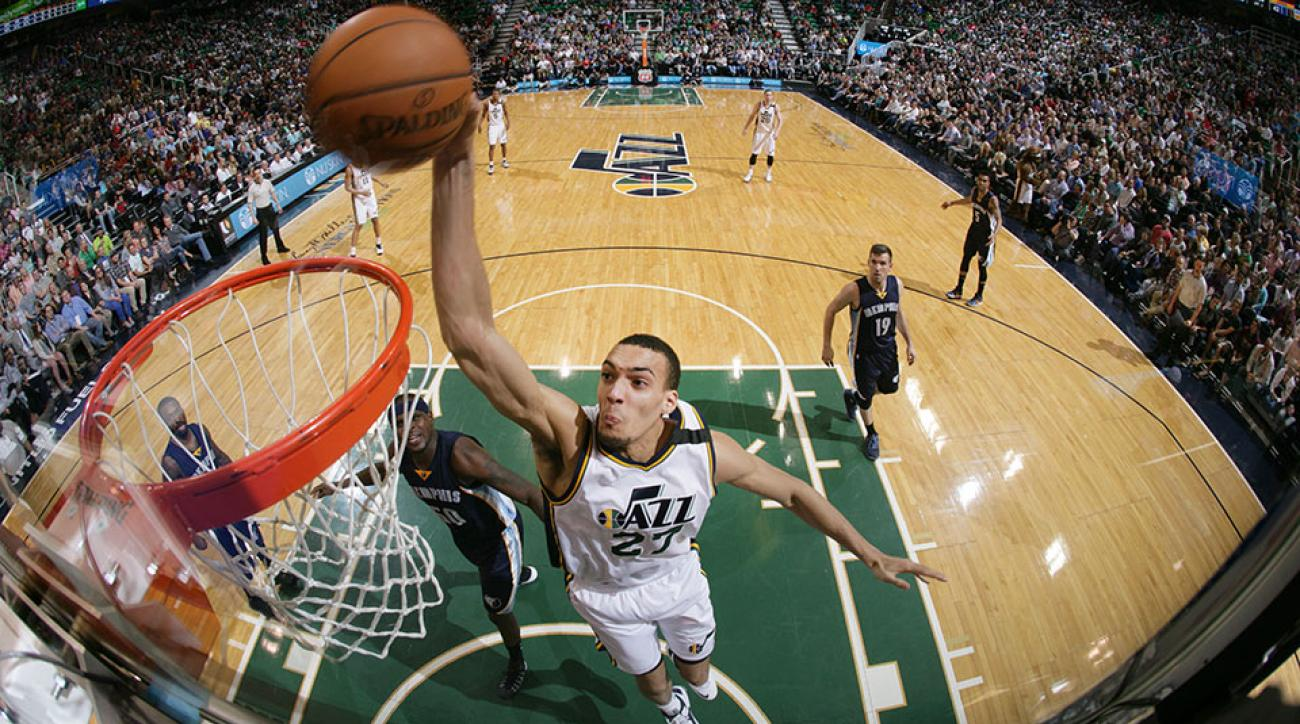 b7ce524729d Jazz s Rudy Gobert changing image of French NBA players