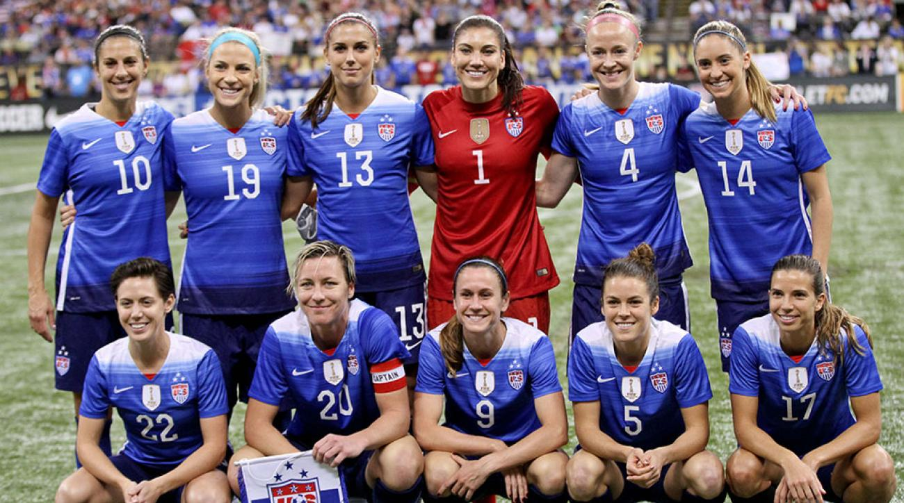 U.S. Soccer sues USWNT players union over labor agreement ...