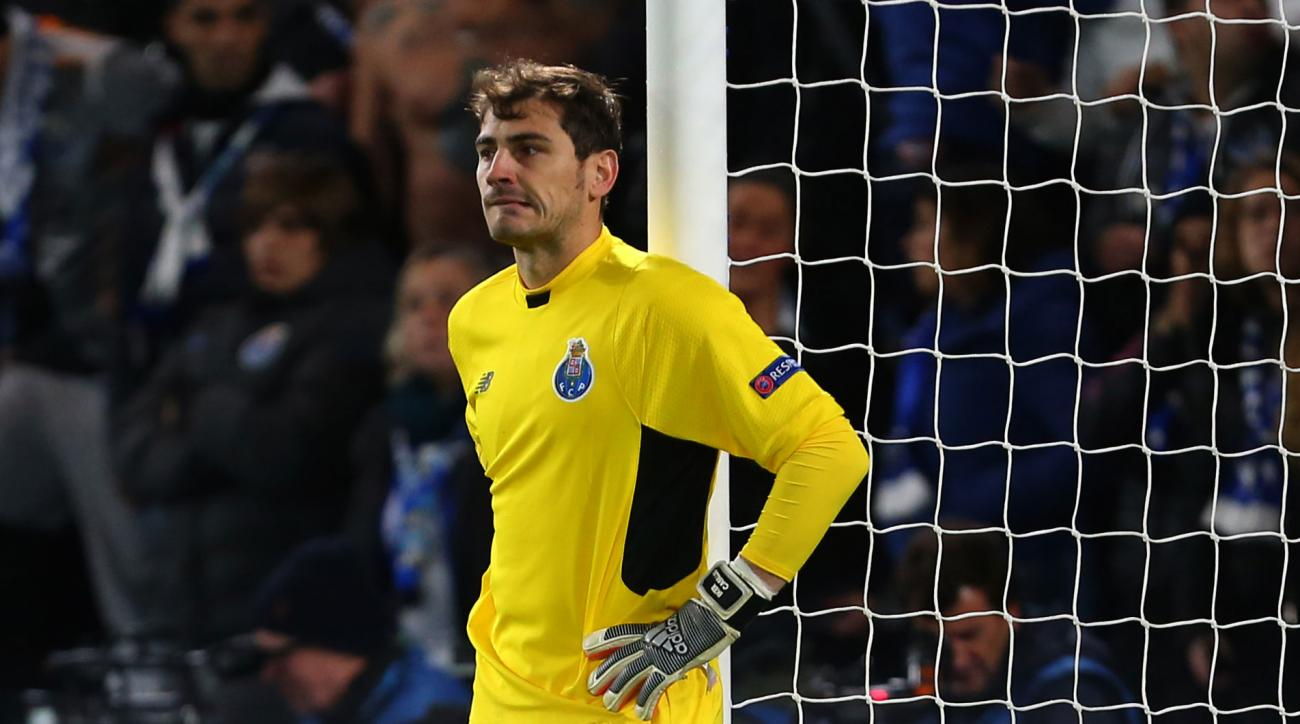 iker casillas new york city fc porto
