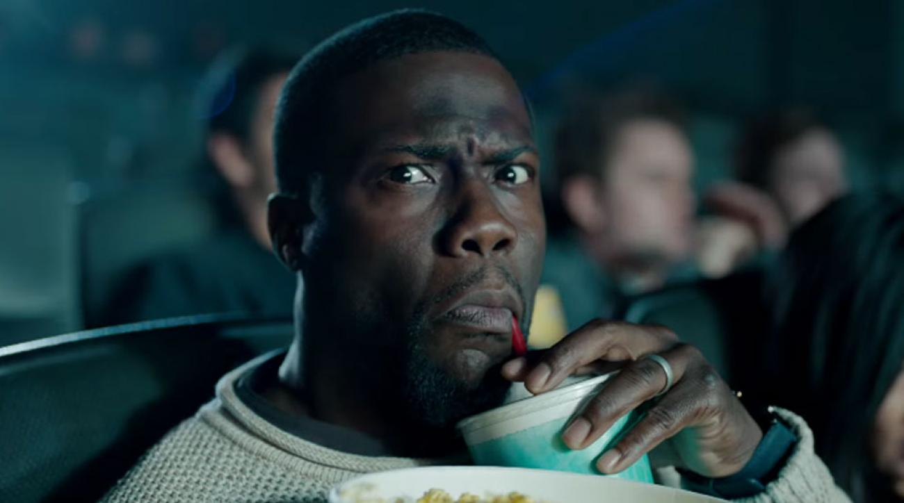 kevin hart hyundai super bowl commercial