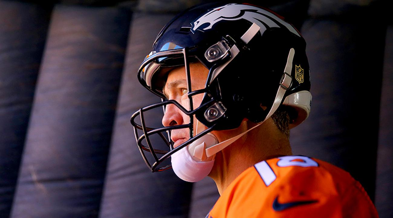 Super Bowl 50: Peyton Manning's foot injury gave him time to accept role with Broncos