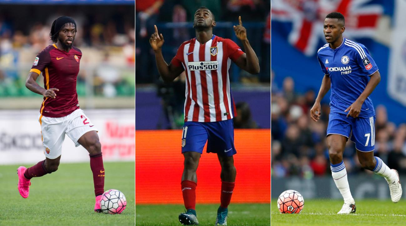Gervinho, Jackson Martinez and Ramires have all made big transfers to China