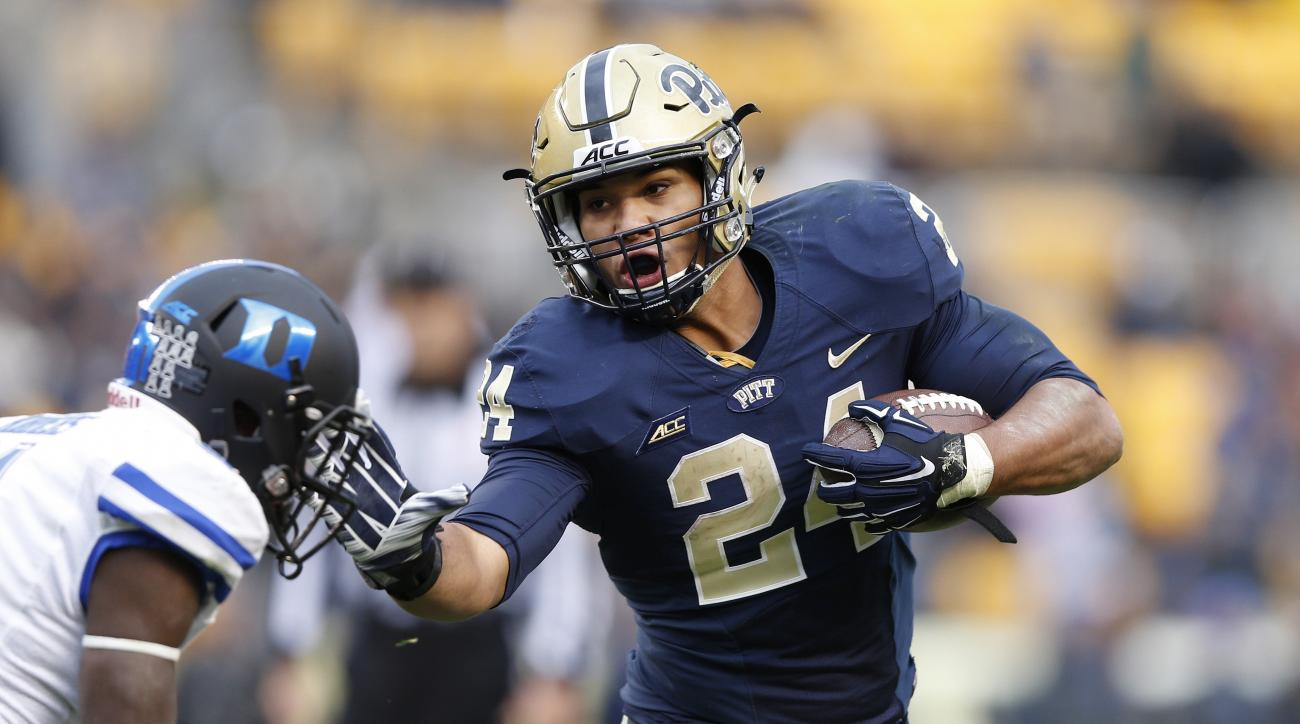 Pat Narduzzi: James Conner will play next season