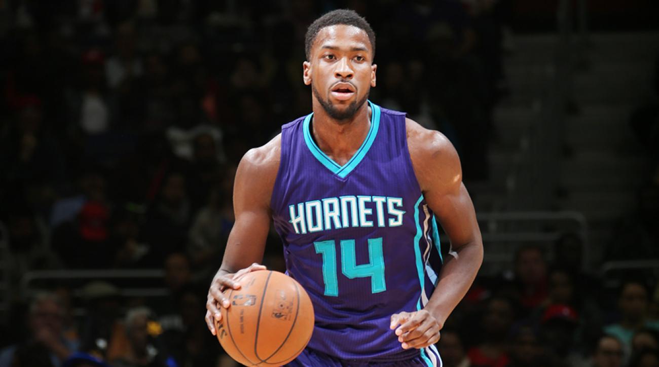 Michael Kidd-Gilchrist shoulder injury Charlotte Hornets