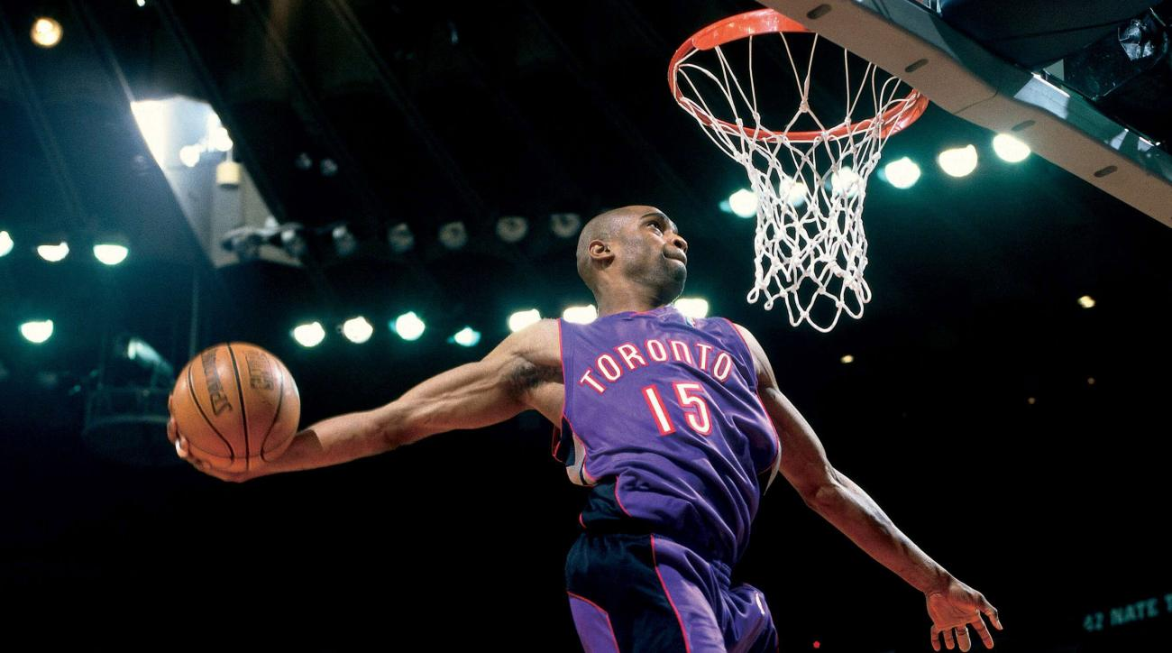 27204517b24 NBA Dunk Contest: Highlights of Vince Carter, Tracy McGrady show | SI.com