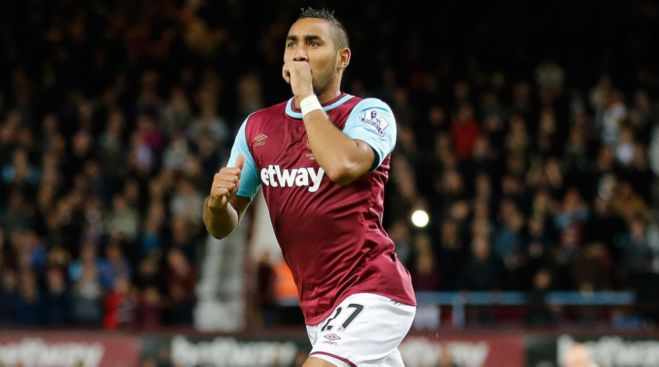 Dimitri Payet has signed a new deal at West Ham