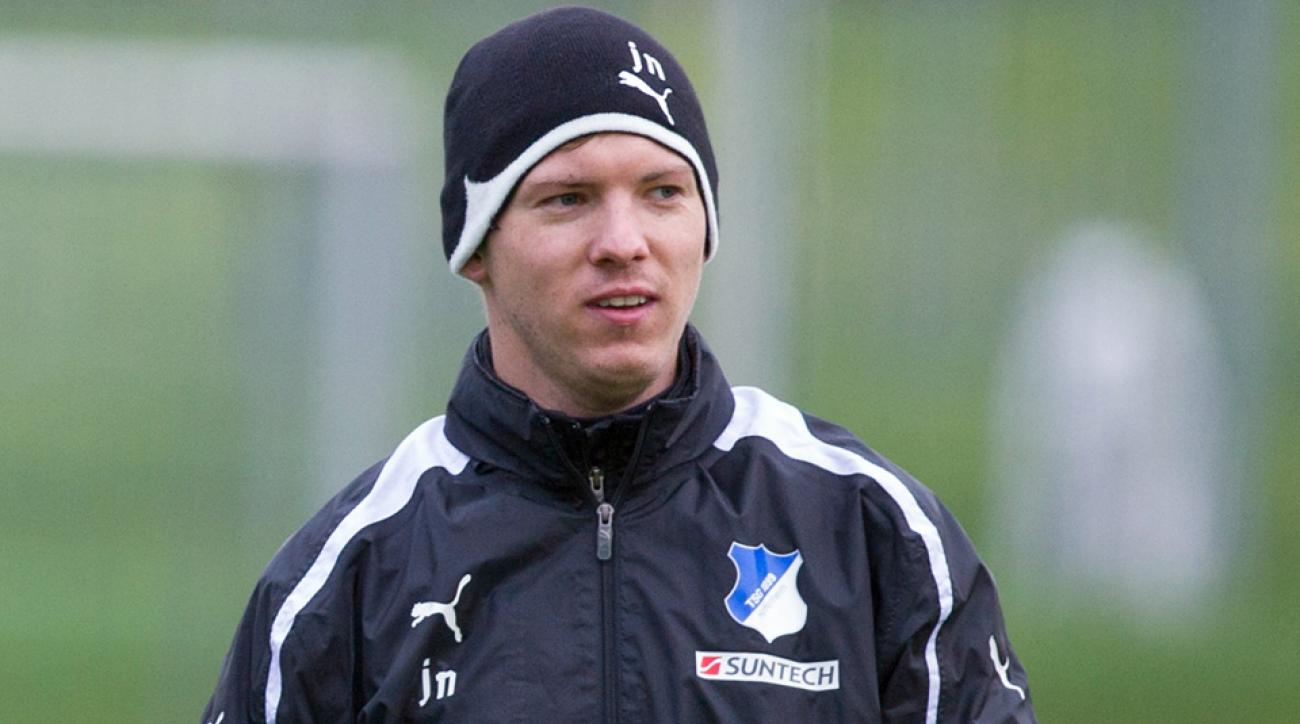 Julian Naglesmann, 28, will become the Bundesliga's youngest coach