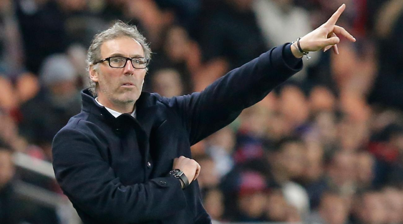 Laurent Blanc has signed a new deal to remain PSG manager through 2018