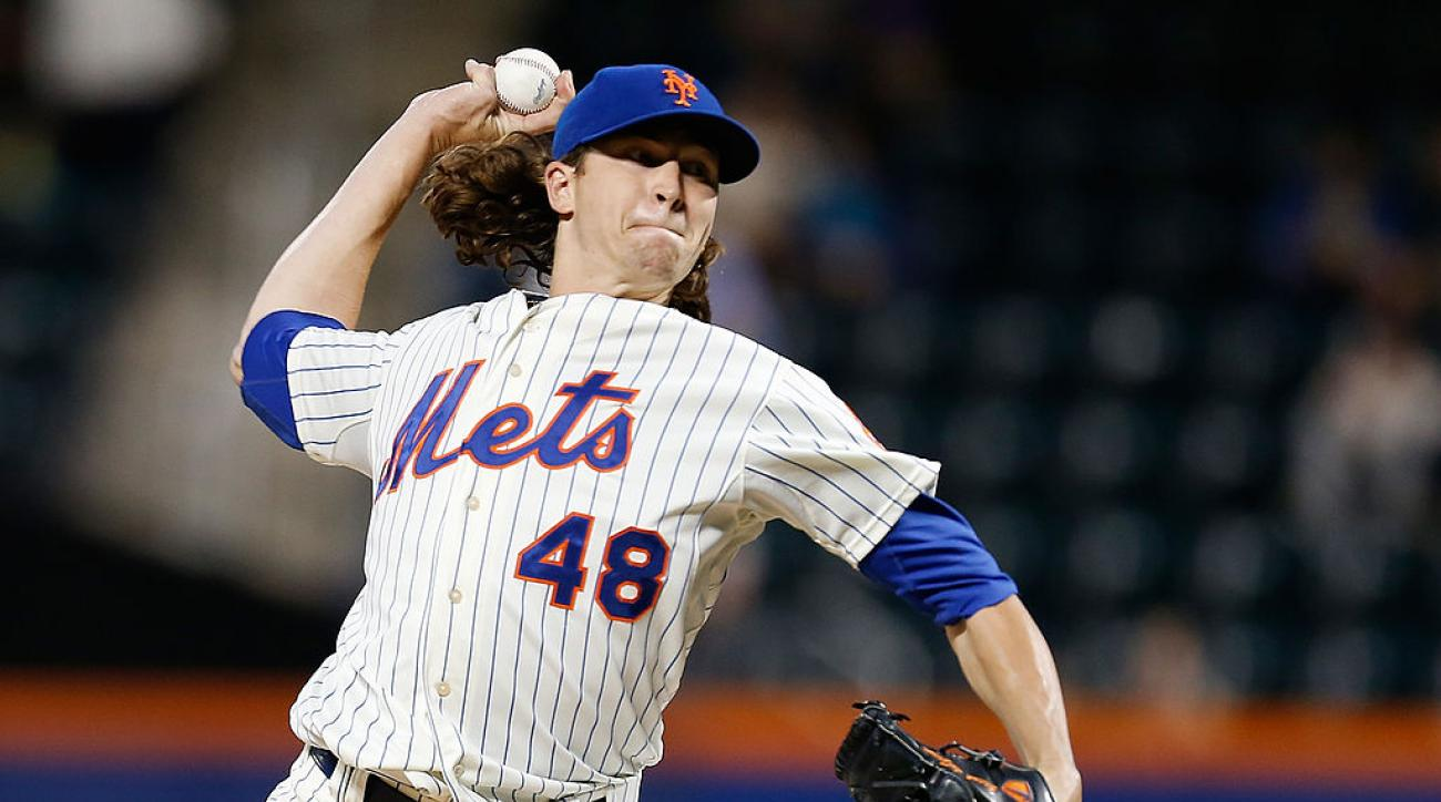mets jacob degrom long term contract talks