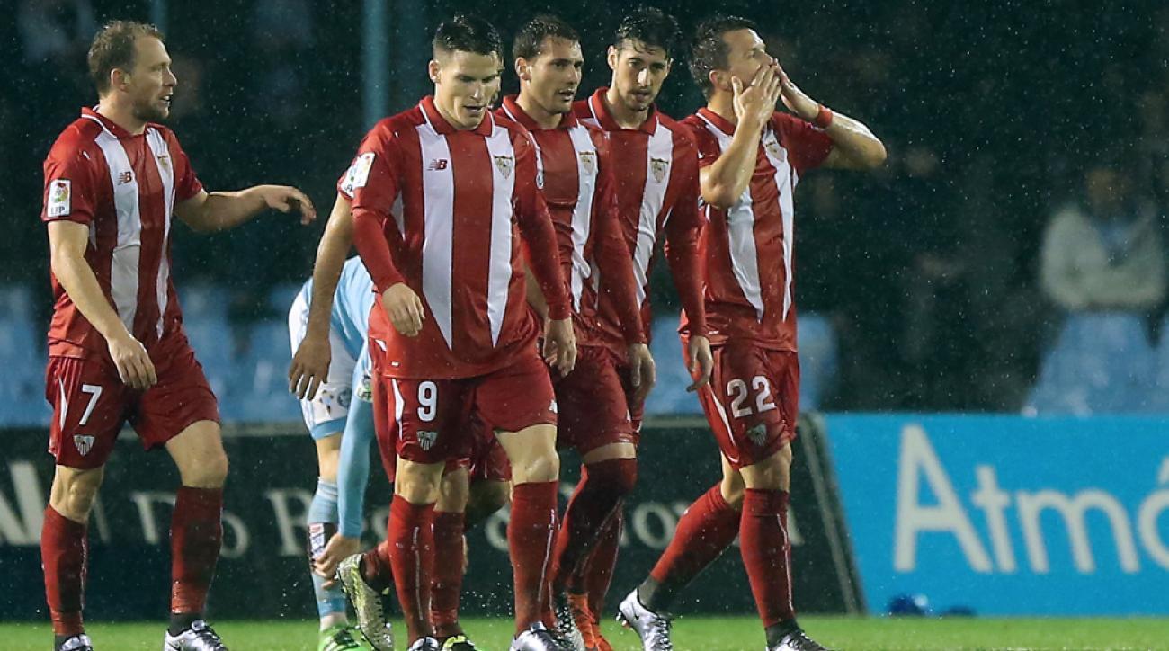 Sevilla ousts Celta Vigo to reach the Copa del Rey final