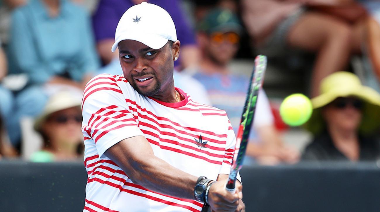 Donald Young Memphis Open USA tennis