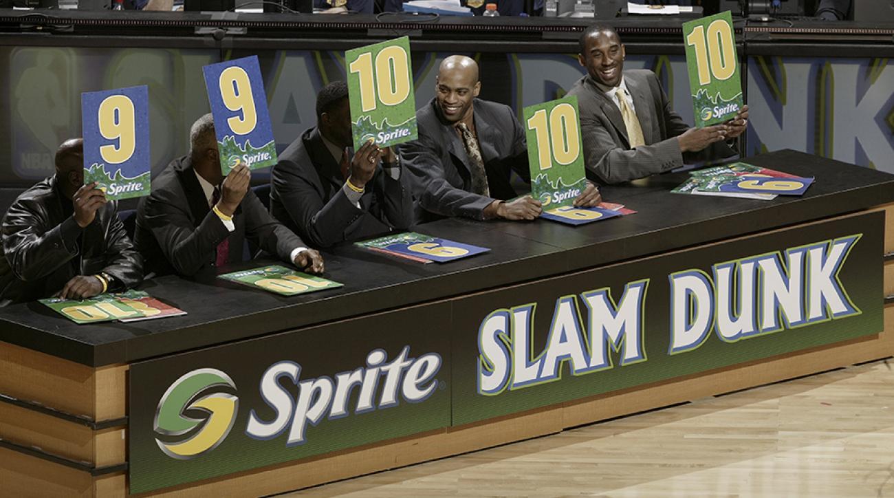 nba slam dunk contest ideas