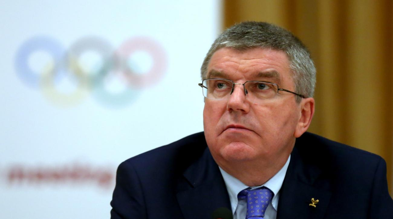 thomas bach zika virus countries withdrawing rio olympics