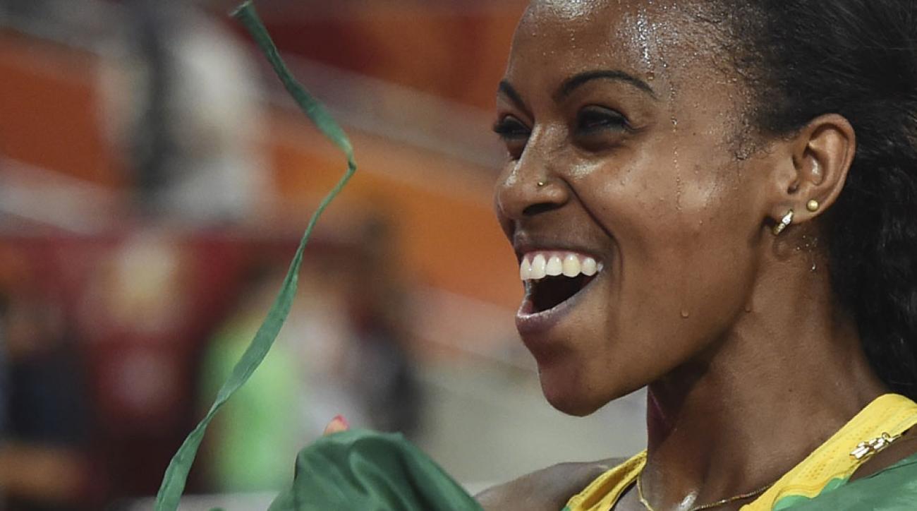 genzebe dibaba indoor mile world record