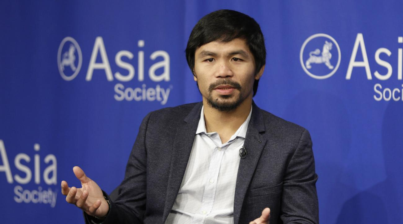 pacquiao on same sex marriage in Dorset