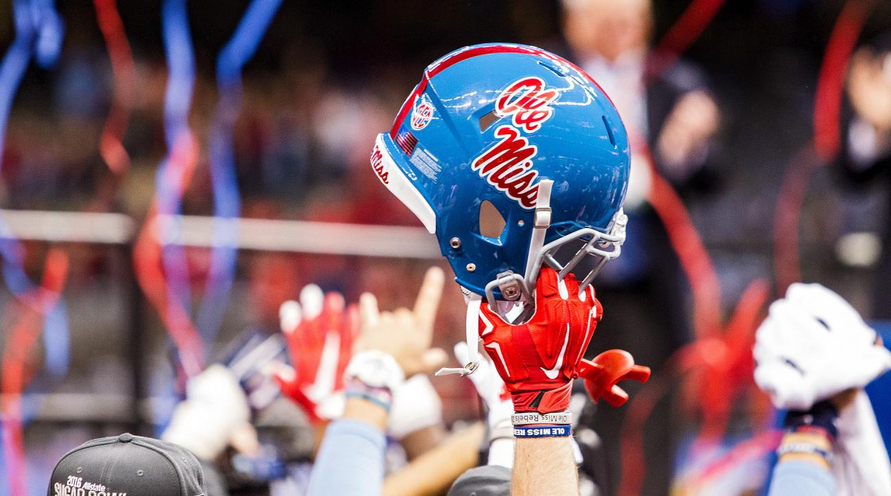 Ole Miss Football Rebels To Play Baylor In 2020 Si Com