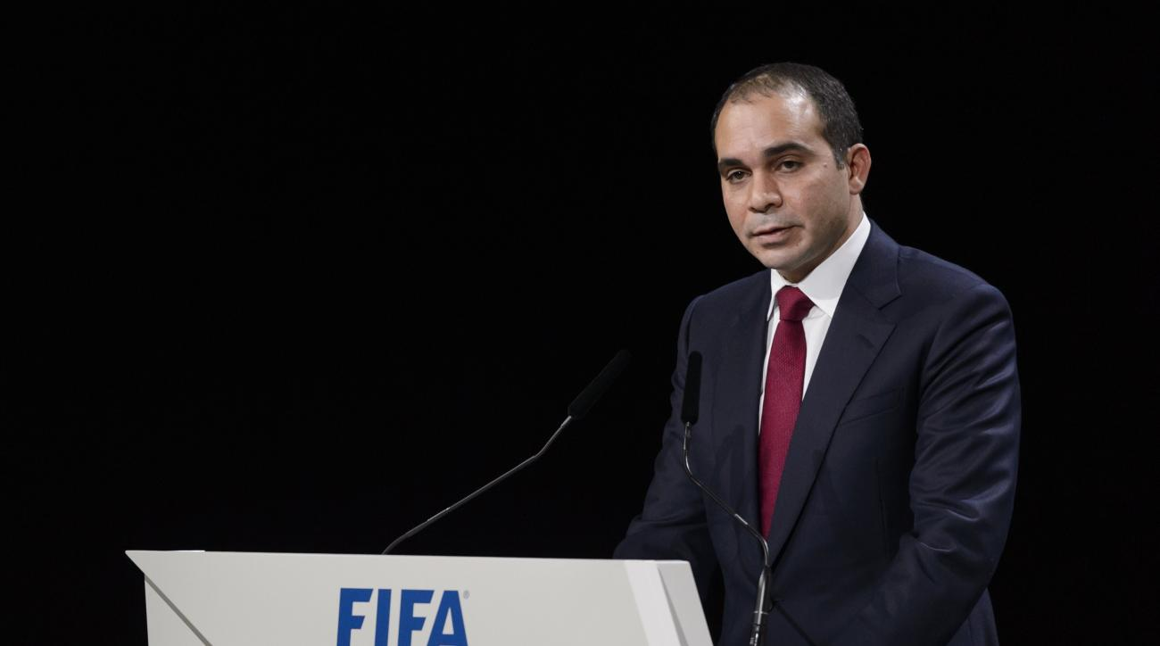 Prince Ali proposes FIFA reform group