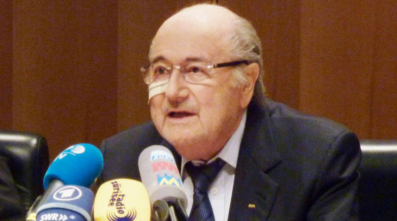 Sepp Blatter won't endorse any candidate in the FIFA election