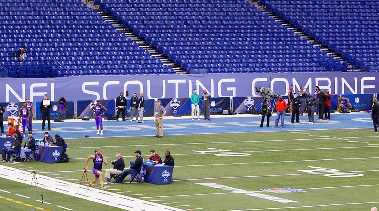 Three drills that should be used at NFL scouting combine