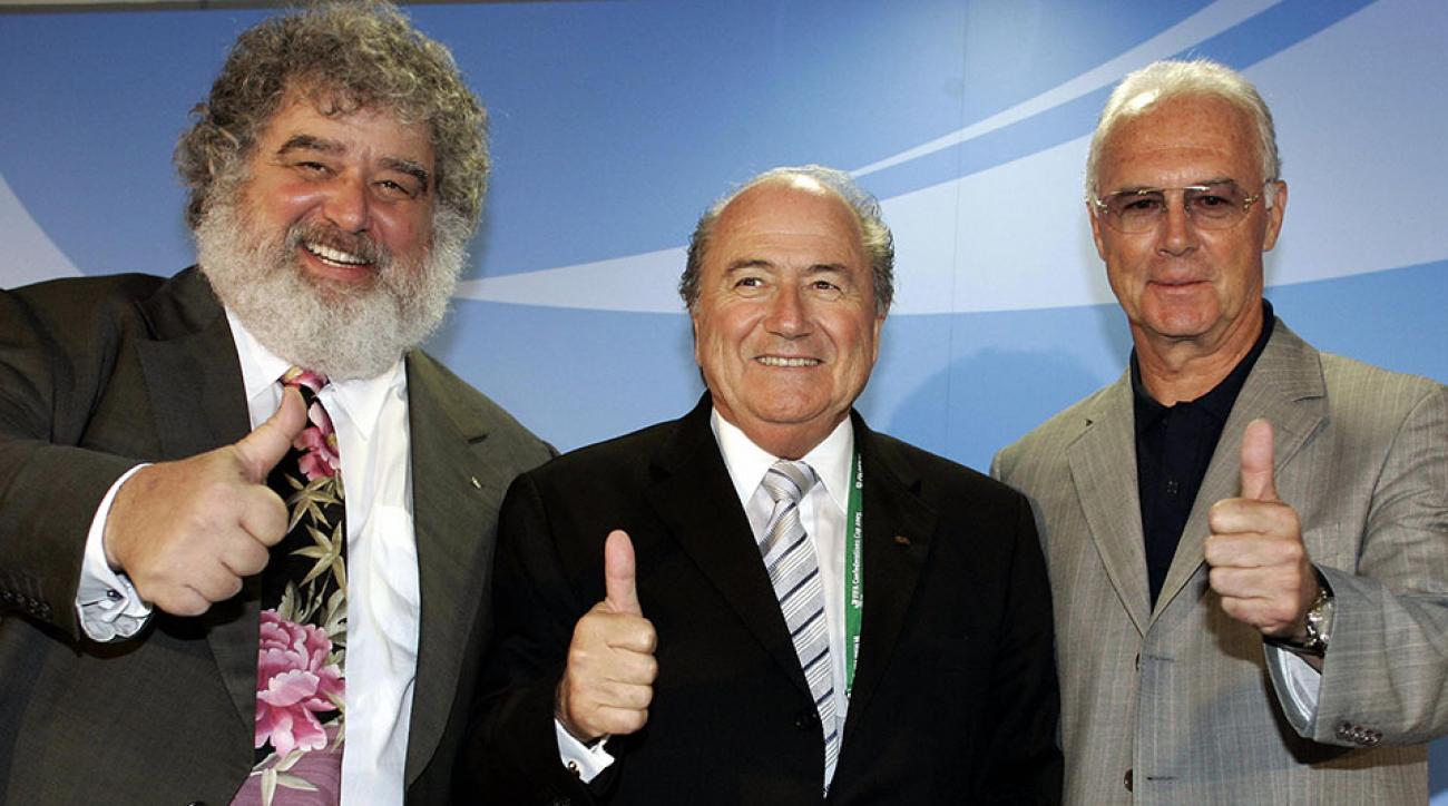 chuck blazer sepp blatter fifa scandal corruption