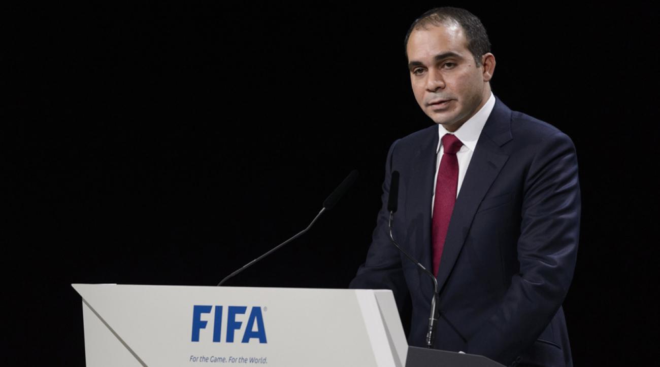 fifa election delay prince ali