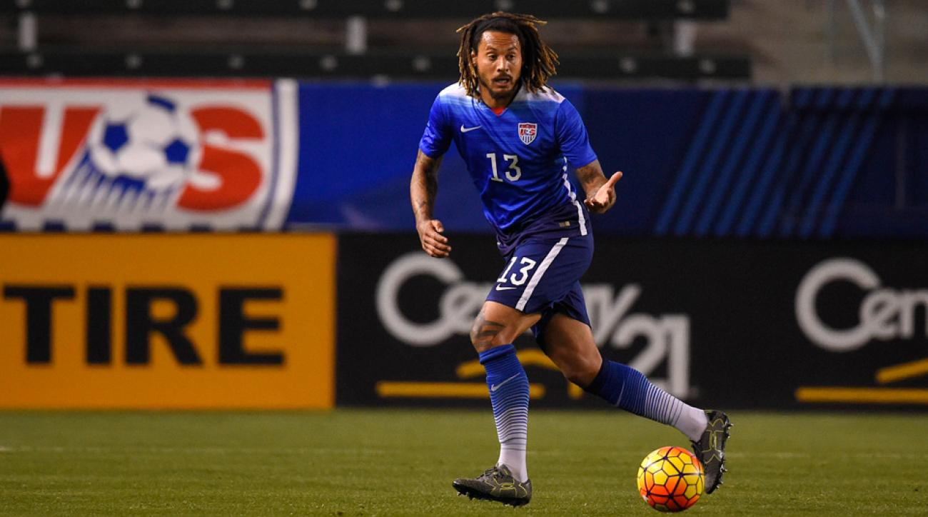 Jermaine Jones is still without a club as the MLS season approaches