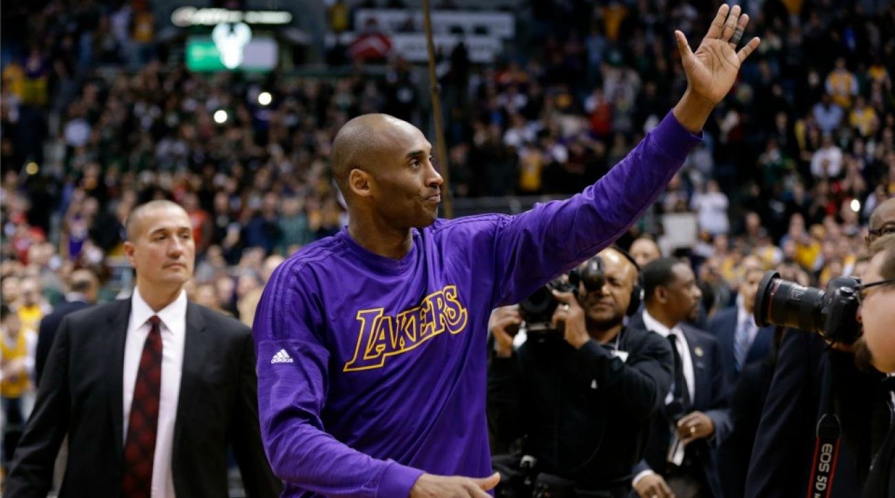 Lakers' Kobe Bryant got advice from Michael Jackson as a teenager