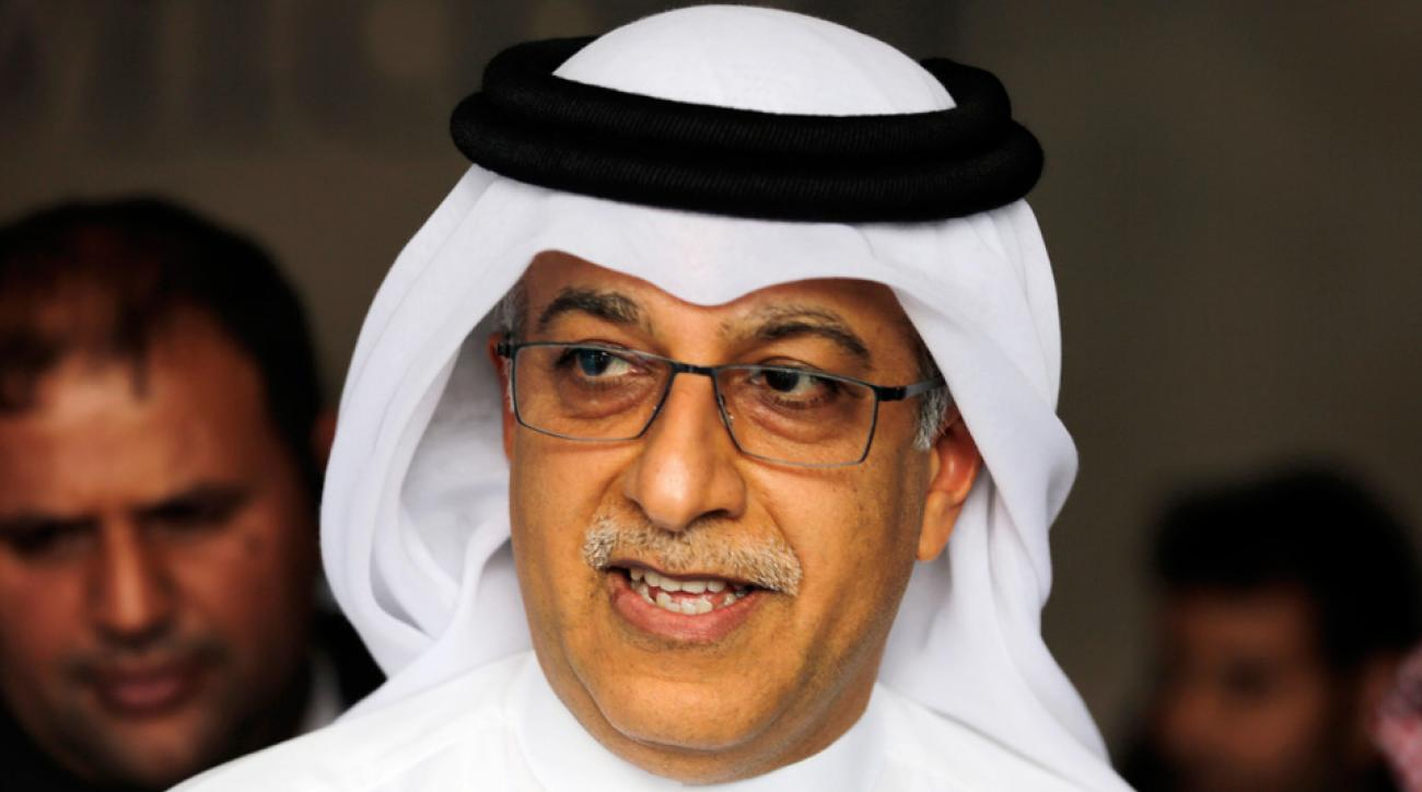 Sheikh Salman of Bahrain is running for FIFA president