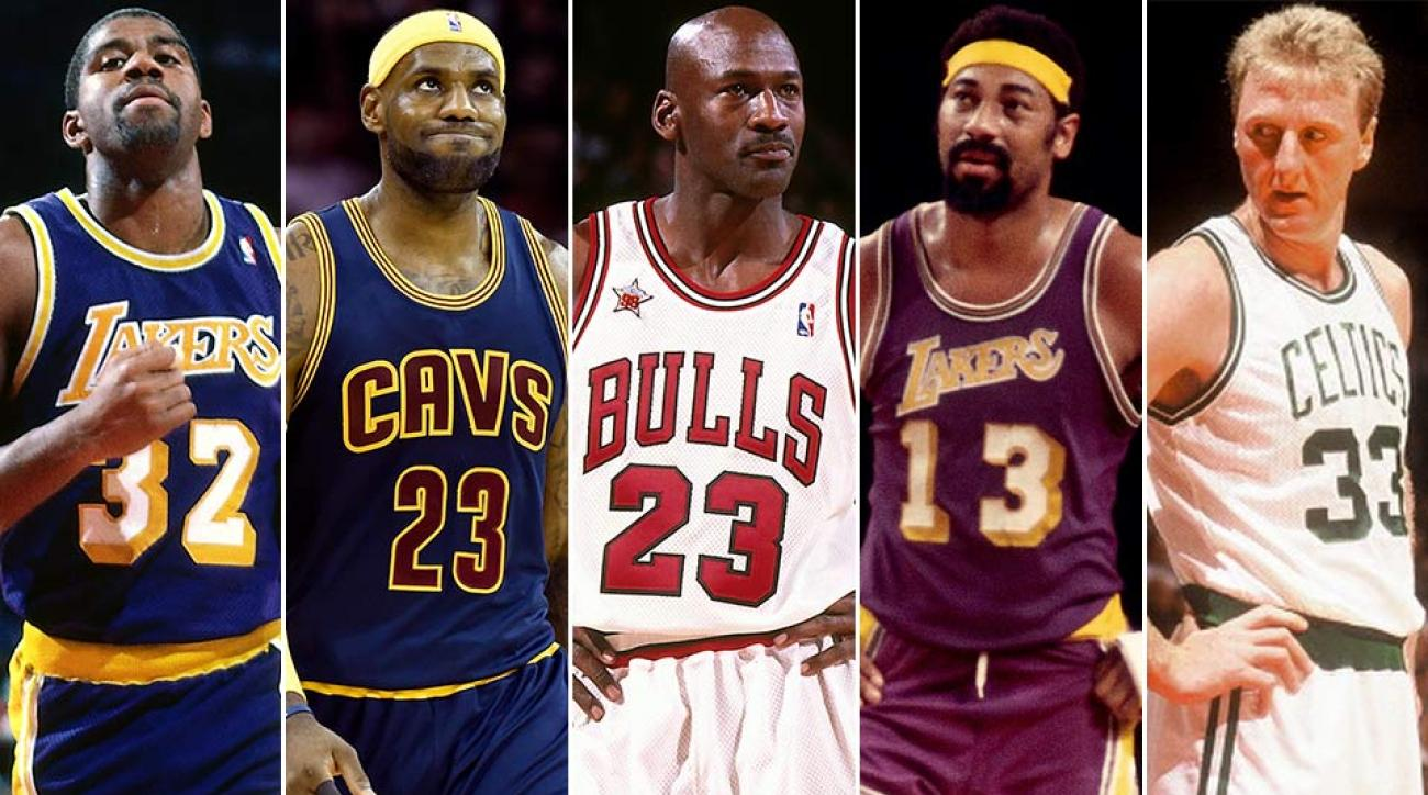Nba Starting Five