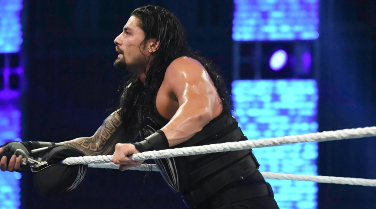 Roman Reigns will face Triple H in the main event of Wrestlemania