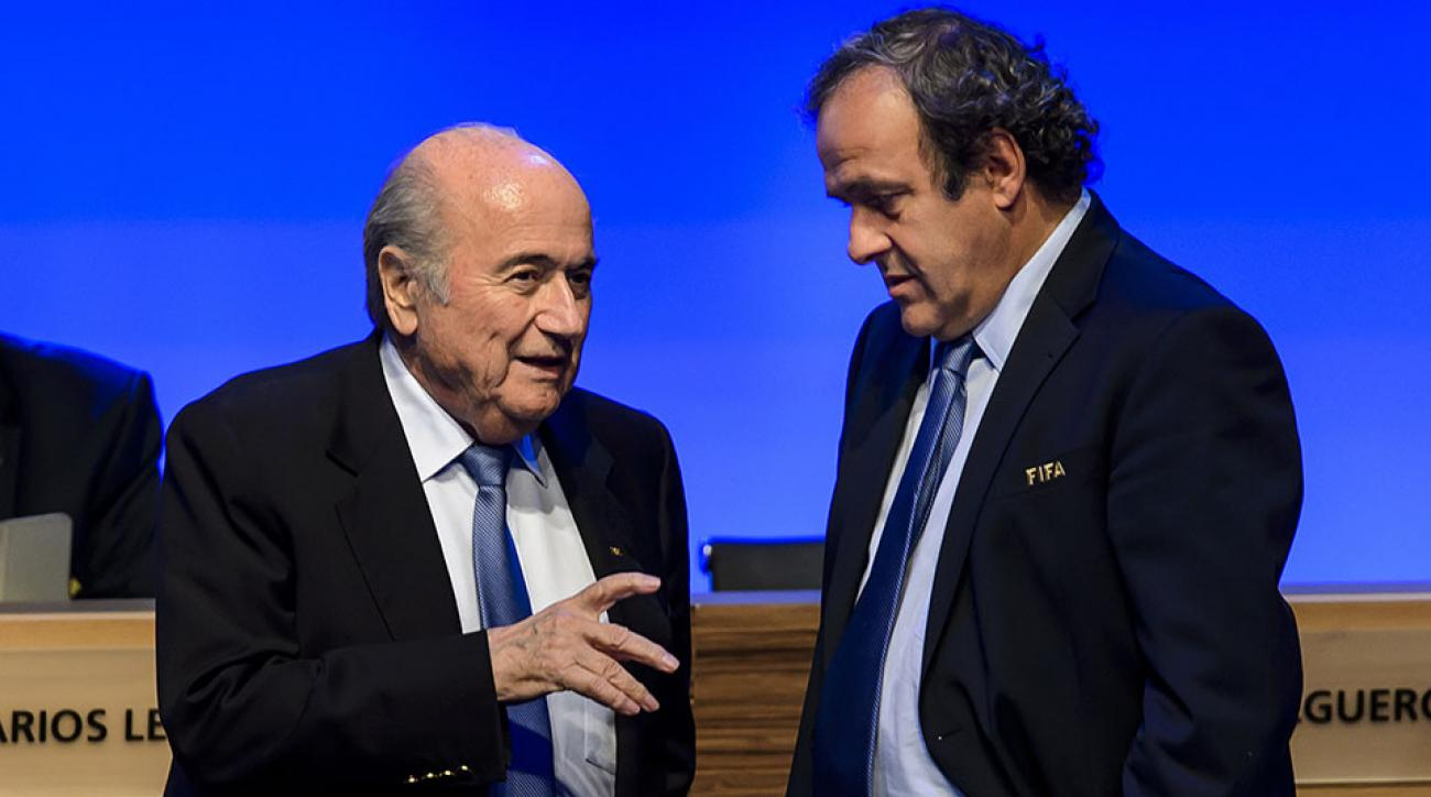 sepp blatter michel platini fifa scandal corruption ban reduced appeal