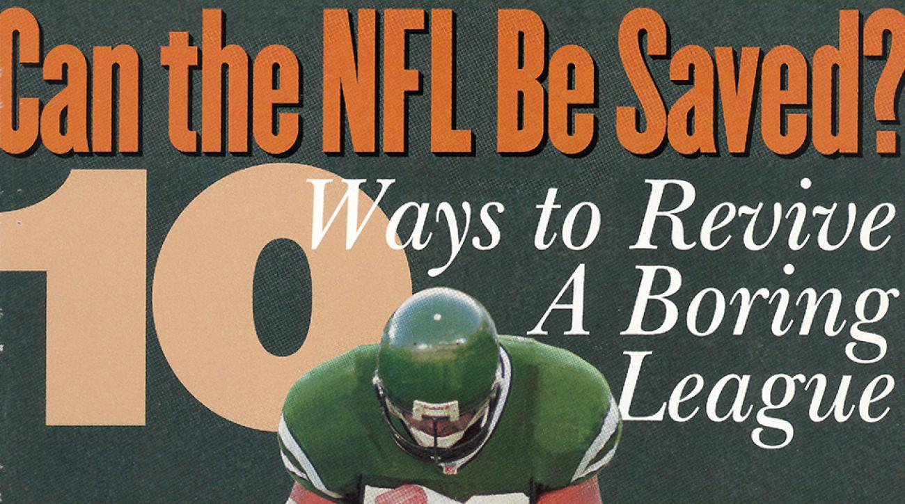 The Dec. 6, 1993, cover of Sports Illustrated featured a questionable prediction.