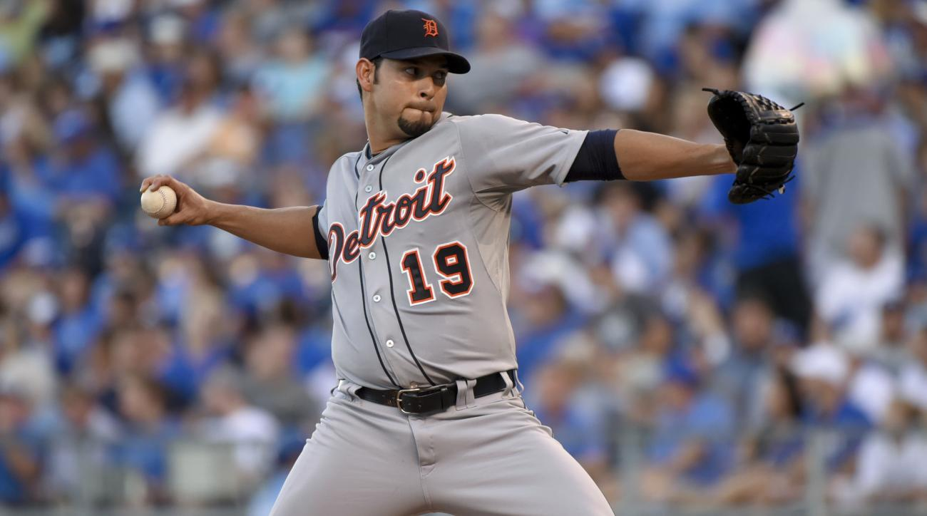 anibal sanchez tigers arm injury