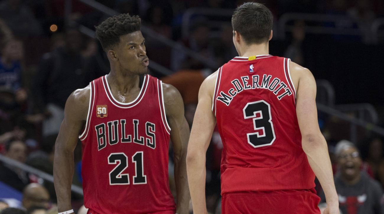 jimmy butler chicago bulls doug mcdermott dunk white boy
