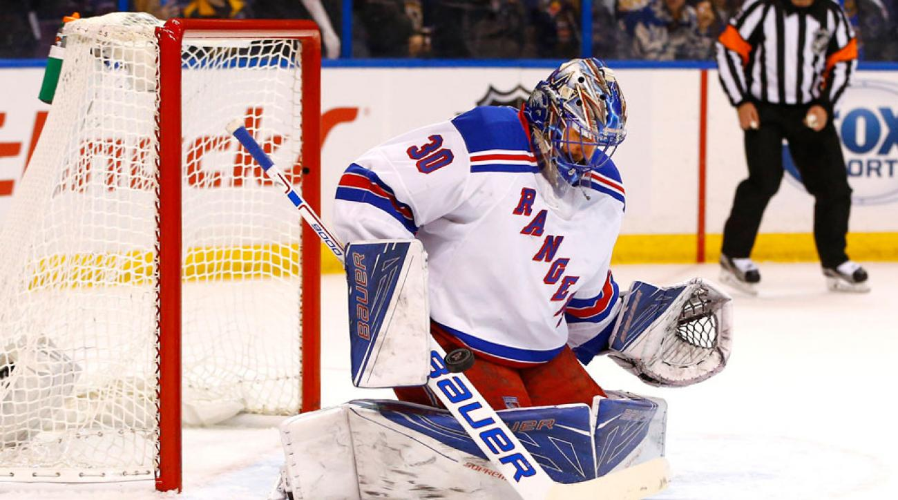 new york rangers henrik lundqvist franchise record career saves