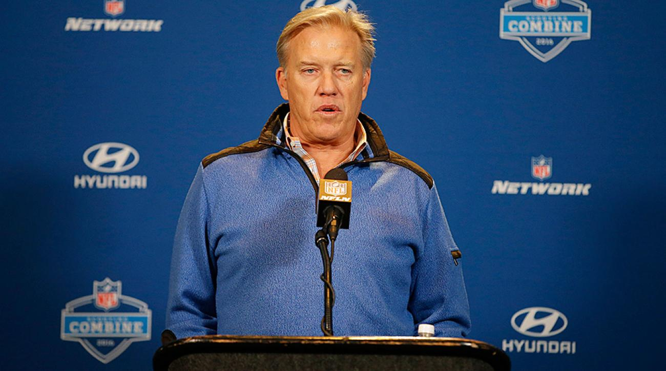 NFL combine: John Elway has excelled in preparing Broncos for life after Peyton Manning