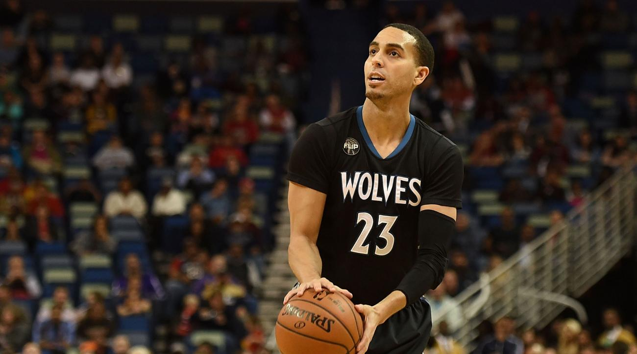 timberwolves buy out kevin martin