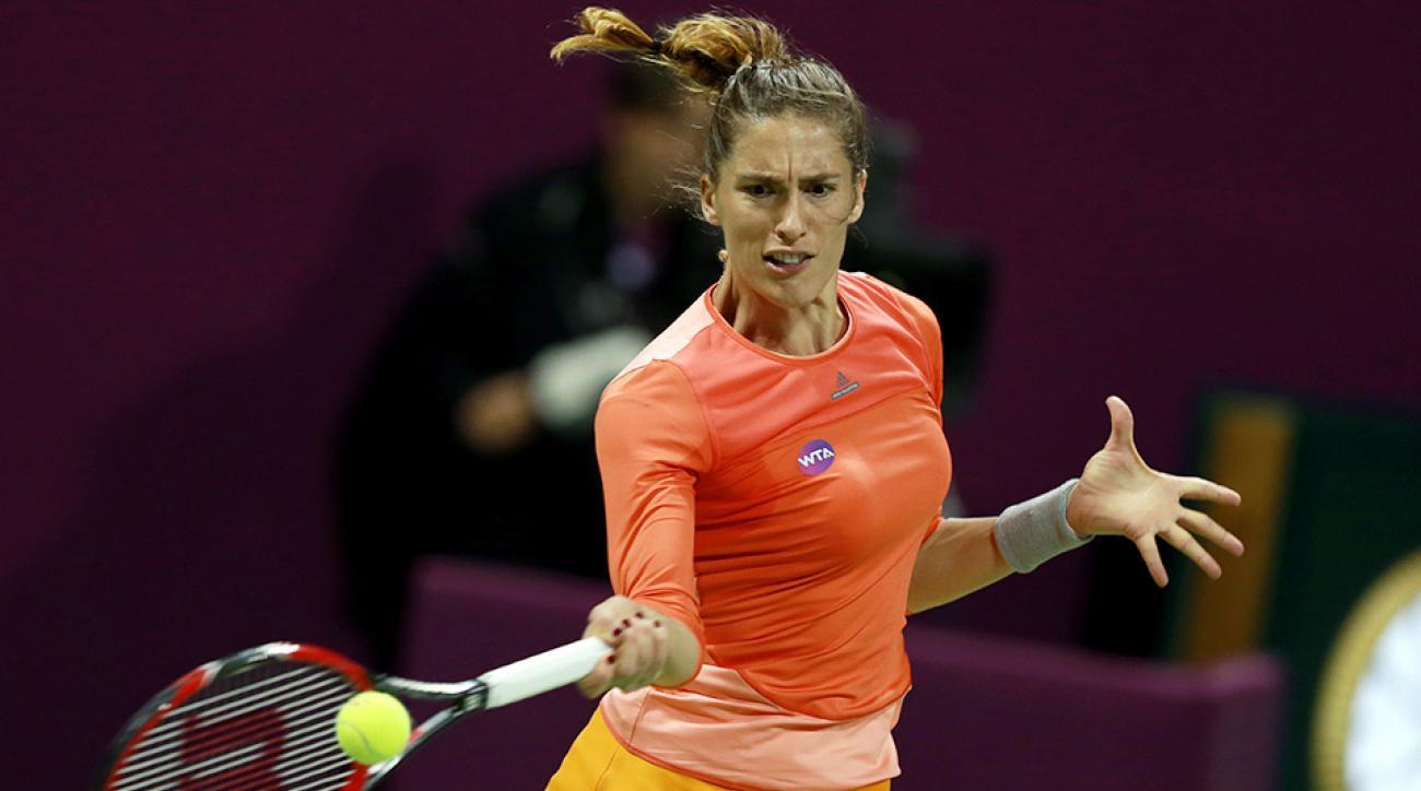 Andrea Petkovic Qatar Open results