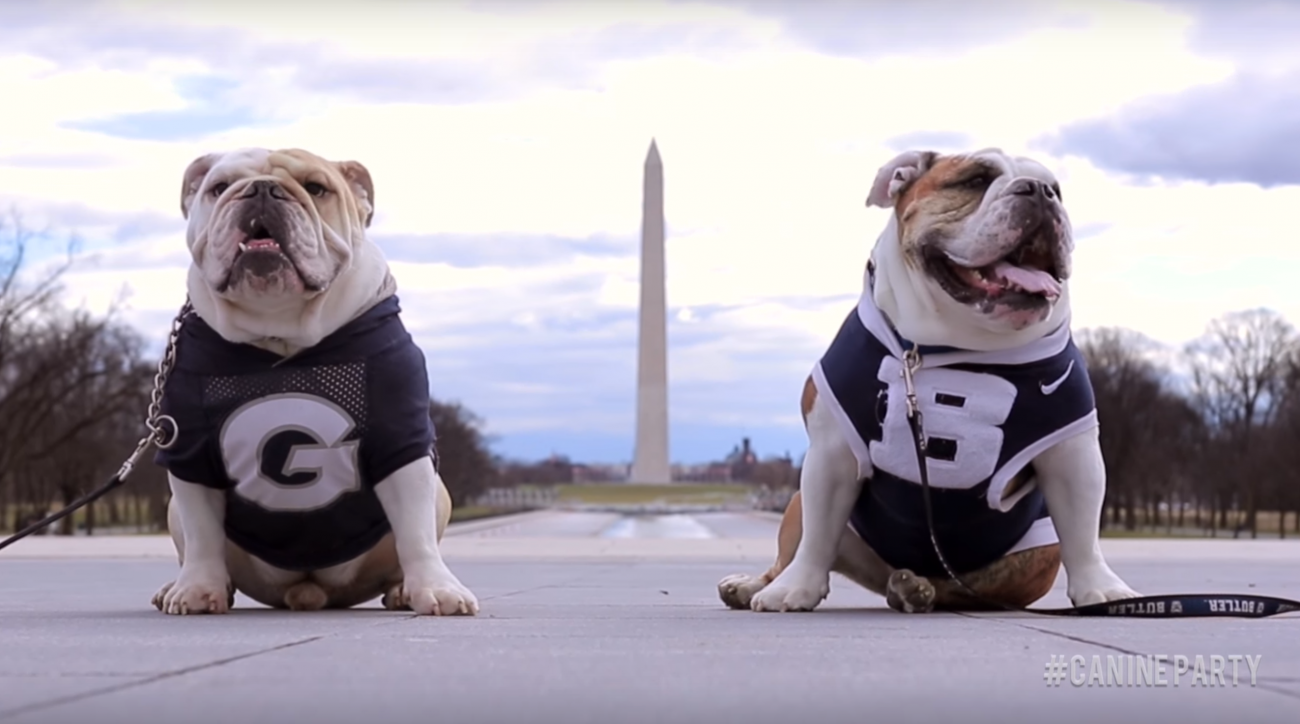 butler-georgetown-mascots-presidential-race