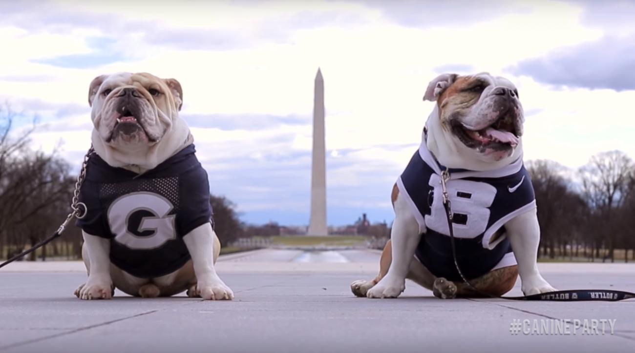 butler-georgetown-mascots-presidential-race
