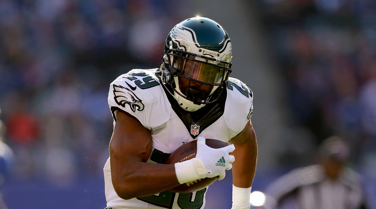 d3304ef55fa Philadelphia Eagles  DeMarco Murray trade rumors
