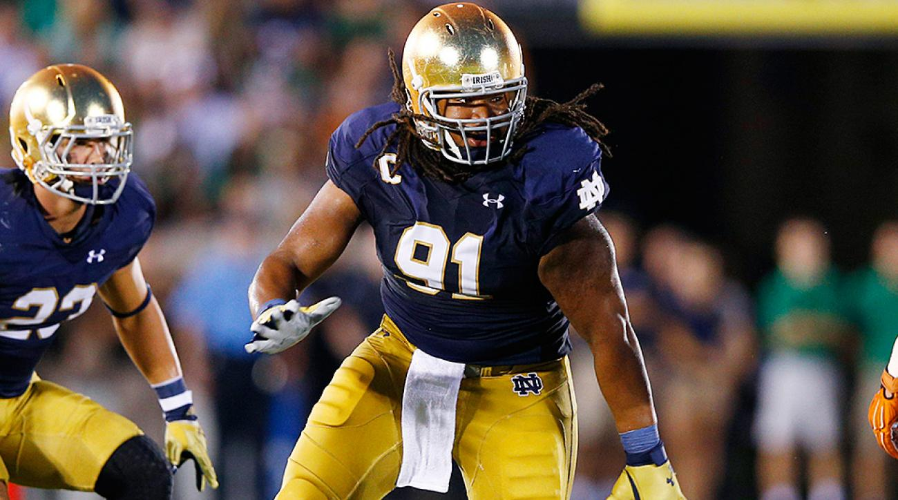 NFL combine notebook: Sheldon Day, Jaylon Smith, more