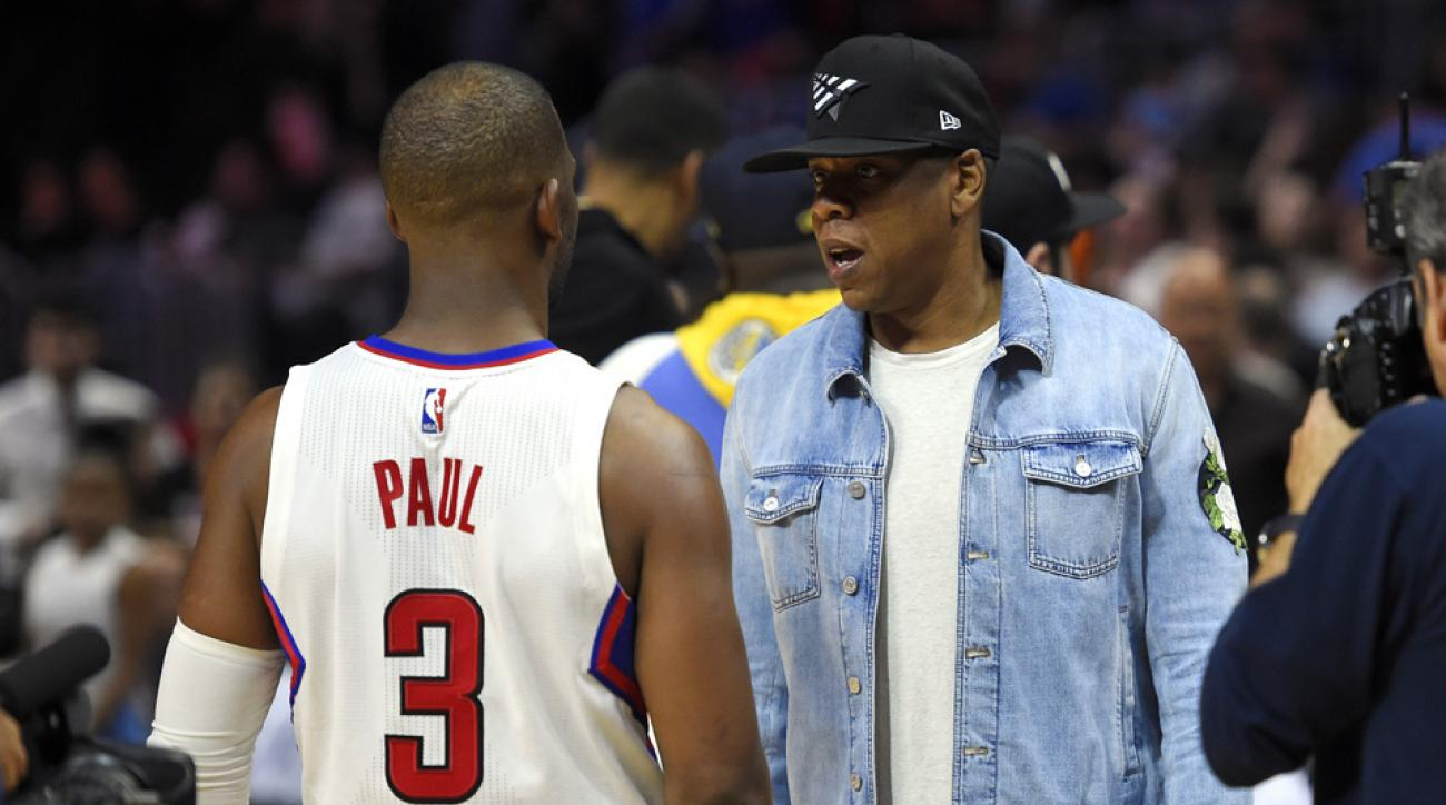 clippers nets jay z chris paul
