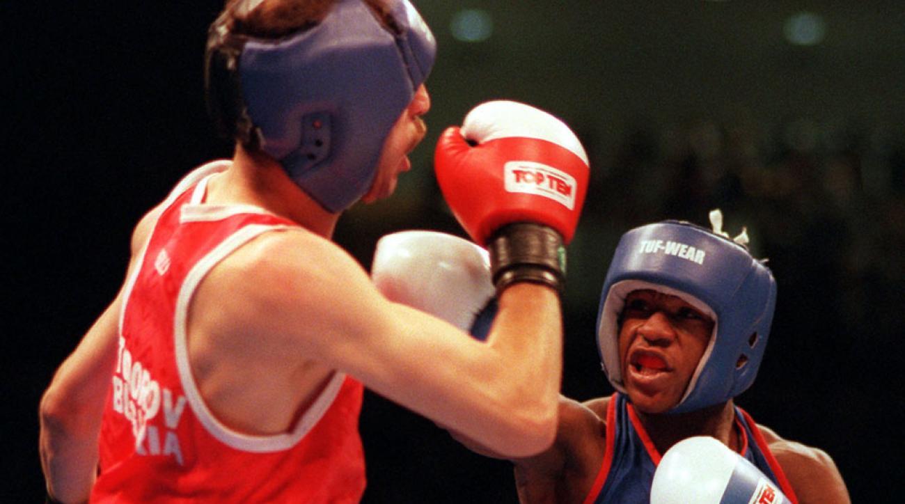 floyd mayweather comeback olympics