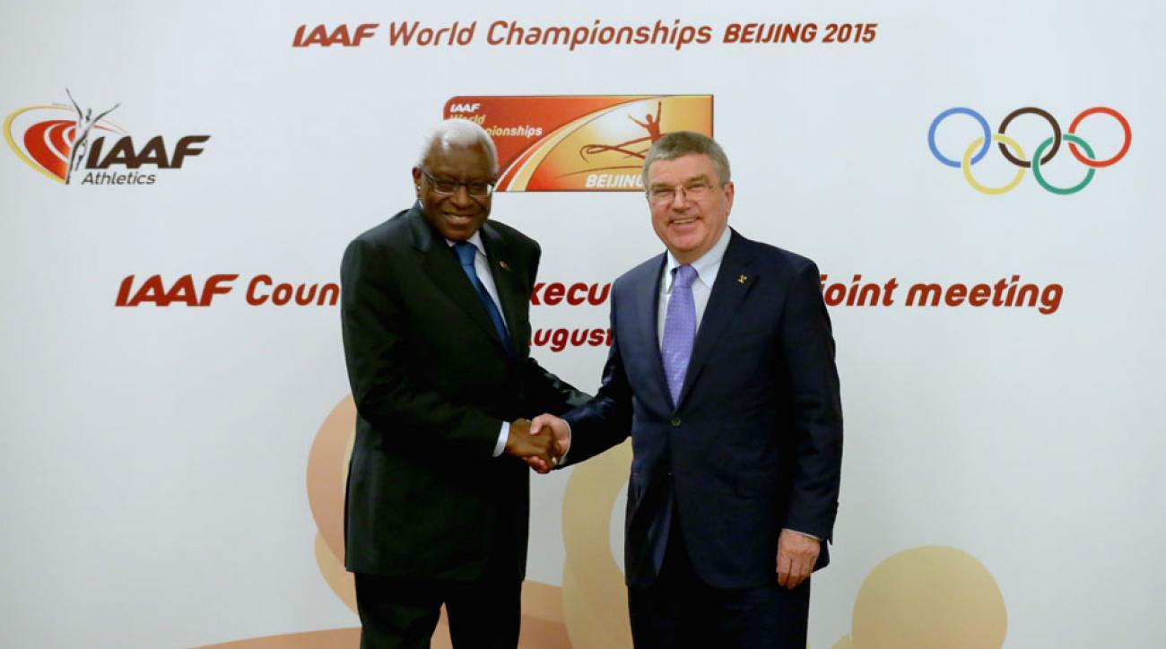 ioc investigation bidding olympic iaaf corruption