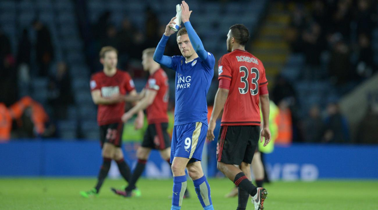 Leicester City, West Brom play to a 2-2 draw