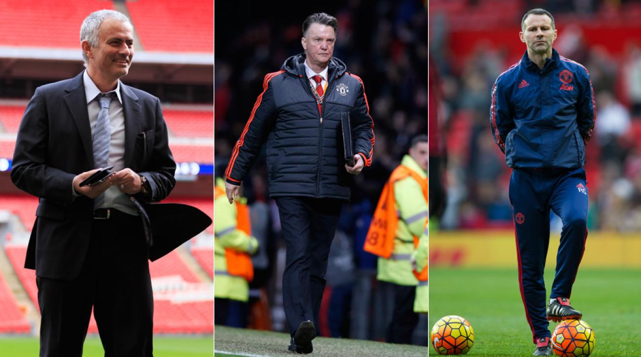 Jose Mourinho, Ryan Giggs, Louis van Gaal: Who will be Manchester United's manager next season?